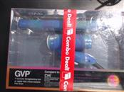 GVP Hair Care/Styling STRAIGHTENER AND DRYER COMBO